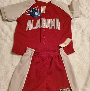 Alabama toddler set